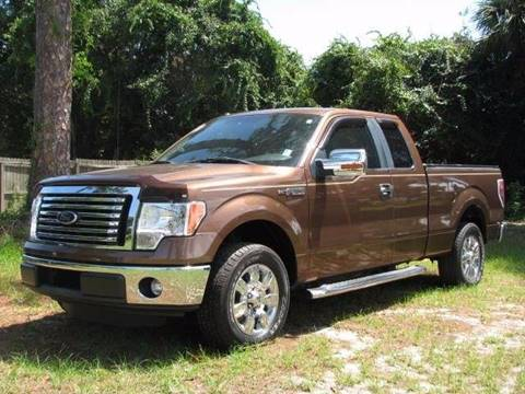 2011 Ford F-150 for sale at EMJ Automotive Remarketing in New Smyrna Beach FL