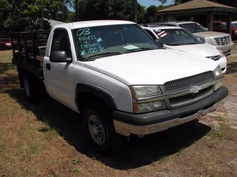 2003 Chevrolet C/K 2500 Series for sale in New Smyrna Beach, FL