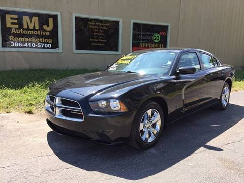 2013 Dodge Charger for sale in New Smyrna Beach, FL
