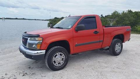 2008 GMC Canyon for sale at EMJ Automotive Remarketing in New Smyrna Beach FL