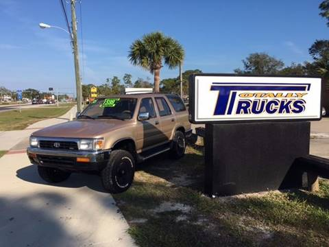 1995 Toyota 4Runner for sale in New Smyrna Beach, FL