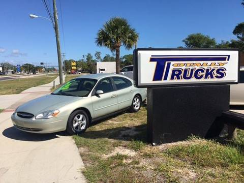 2003 Ford Taurus for sale at EMJ Automotive Remarketing in New Smyrna Beach FL