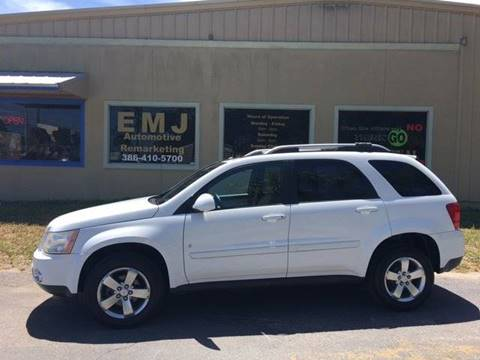2006 Pontiac Torrent for sale at EMJ Automotive Remarketing in New Smyrna Beach FL