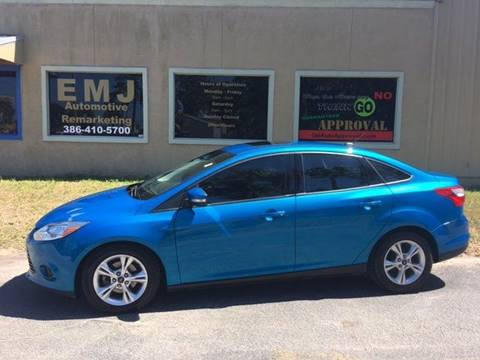 2014 Ford Focus for sale at EMJ Automotive Remarketing in New Smyrna Beach FL