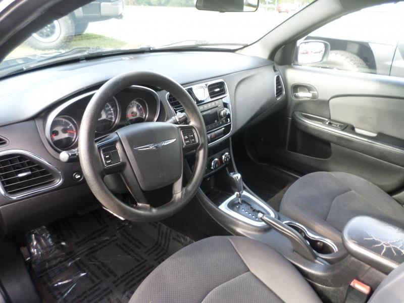 2012 Chrysler 200 LX 4dr Sedan In CHESAPEAKE VA  EF MOTORSPORTS