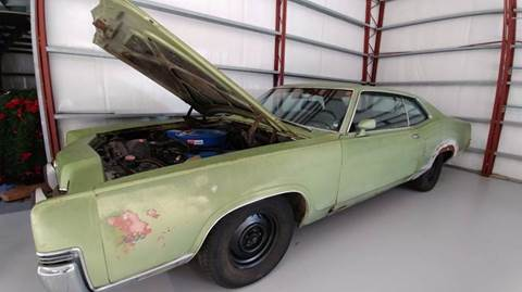 1969 Mercury Marauder for sale at Classic Car Barn in Williston FL