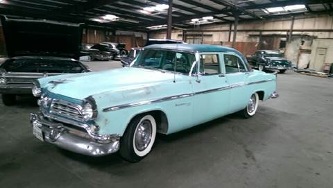 1955 Chrysler Windsor for sale at Classic Car Barn in Williston FL