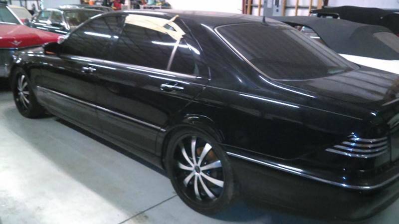 2000 Mercedes-Benz S-Class for sale at Classic Car Barn in Williston FL