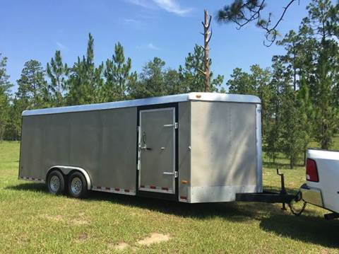 2003 hrtv 20 foot enclosed for sale at Classic Car Barn in Williston FL