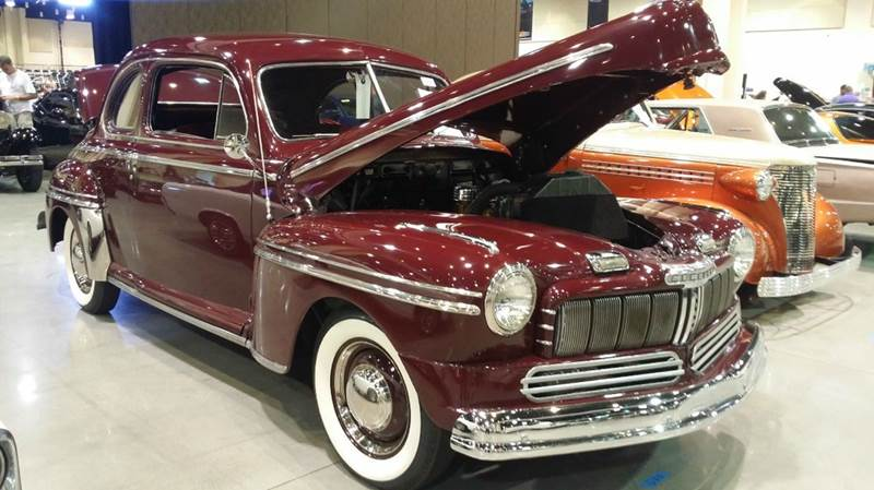 1947 Mercury STREET  ROD for sale at Classic Car Barn in Williston FL