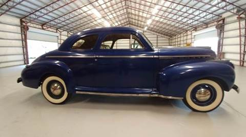 1941 Chevrolet COUPE for sale at Classic Car Barn in Williston FL