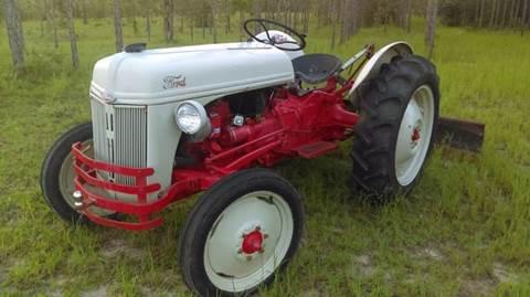 1955 Ford 8N 8N for sale at Classic Car Barn in Williston FL