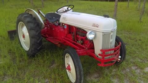 1955 Ford 8N 8N