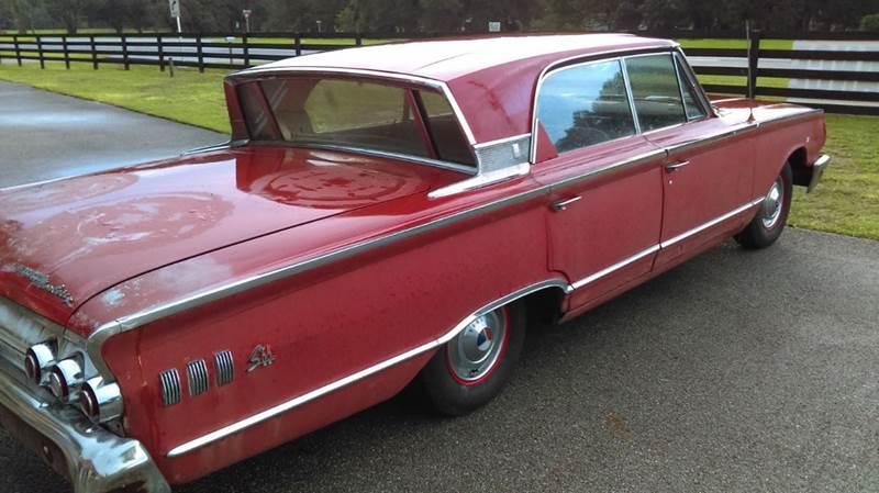 1963 Mercury Monterey for sale at Classic Car Barn in Williston FL