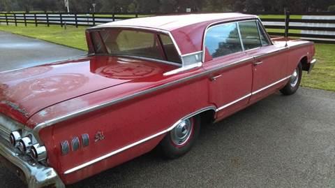 1963 Mercury Monterey for sale in Williston, FL