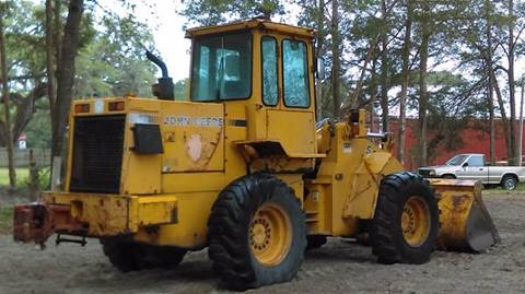 1988 John Deere 544E for sale at Classic Car Barn in Williston FL