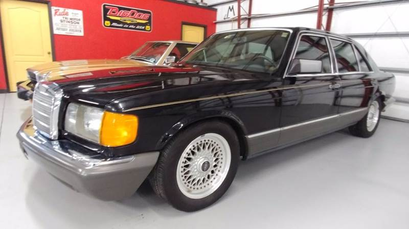 1985 Mercedes-Benz 500-Class for sale at Classic Car Barn in Williston FL