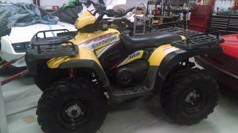 2004 Polaris SPORTSMAN700 for sale at Classic Car Barn in Williston FL