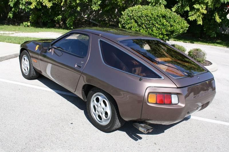 1979 Porsche 928 for sale at Classic Car Barn in Williston FL