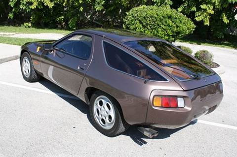 1979 Porsche 928 for sale at Classic Car Barn in Williston FL