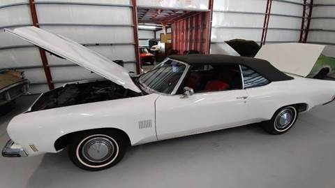 1973 Oldsmobile Delta Eighty-Eight for sale at Classic Car Barn in Williston FL