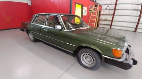 1979 Mercedes-Benz 450-Class for sale at Classic Car Barn in Williston FL