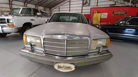 1991 Mercedes-Benz 420-Class for sale at Classic Car Barn in Williston FL