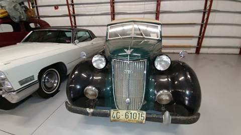 1939 Audi W23 for sale at Classic Car Barn in Williston FL