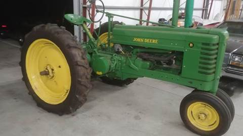 1941 John Deere B for sale at Classic Car Barn in Williston FL