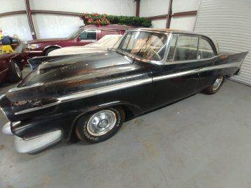 1958 Packard STARLIGHT for sale at Classic Car Barn in Williston FL