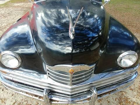1948 Packard Clipper