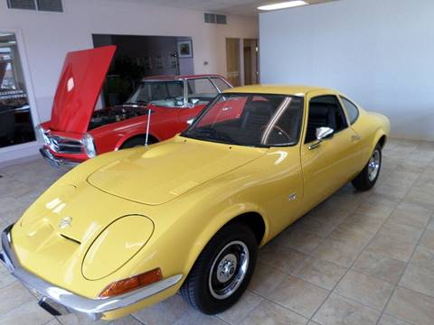 Opel gt prices