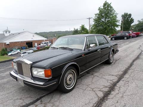 1988 Rolls-Royce Silver Spur for sale in Manchester, MO