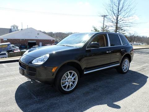 2004 Porsche Cayenne for sale in Manchester, MO