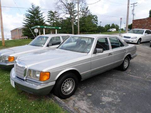 1985 Mercedes-Benz 300-Class for sale at AUTOS OF EUROPE in Manchester MO