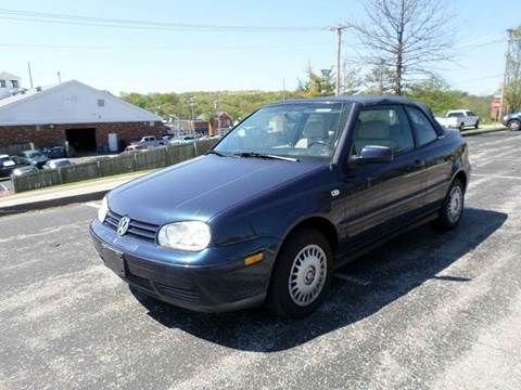 2001 Volkswagen Cabrio for sale in Manchester, MO