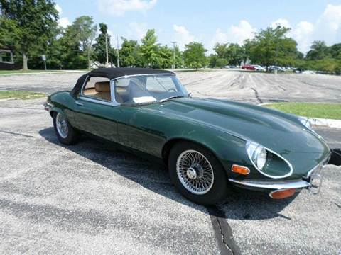 1973 Jaguar E-Type for sale in Manchester, MO