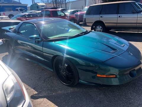1997 Pontiac Firebird for sale in Nashville, TN