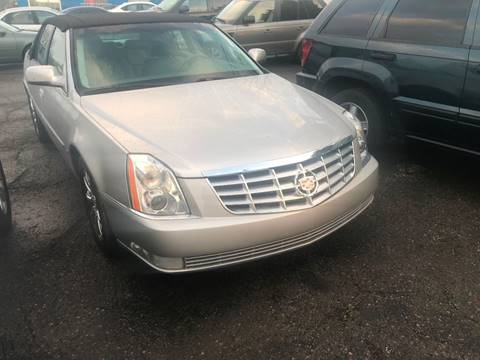 2008 Cadillac DTS for sale at Autogate of Nashville in Nashville TN