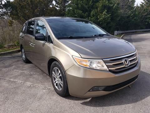 2012 Honda Odyssey EX-L for sale at Autogate of Nashville in Nashville TN