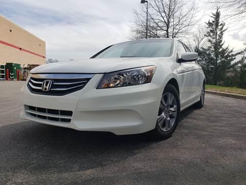 2012 Honda Accord SE for sale at Autogate of Nashville in Nashville TN