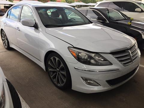 2014 Hyundai Genesis for sale in Euless, TX