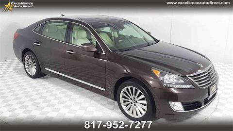 2016 Hyundai Equus for sale in Euless, TX