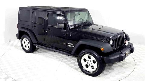 2011 Jeep Wrangler Unlimited for sale in Euless, TX