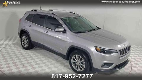 2019 Jeep Cherokee for sale in Euless, TX