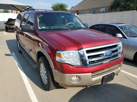 2014 Ford Expedition EL for sale in Euless, TX