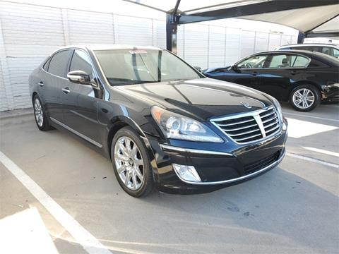 2012 Hyundai Equus for sale in Euless, TX