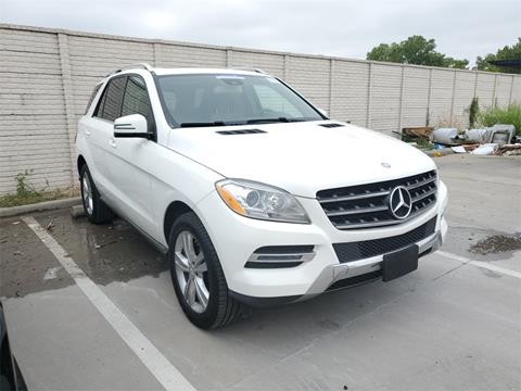 2015 Mercedes-Benz M-Class for sale in Euless, TX