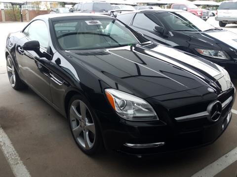 2013 Mercedes-Benz SLK for sale in Euless, TX