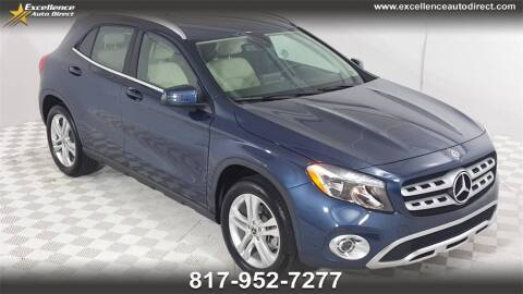 2019 Mercedes-Benz GLA for sale at Excellence Auto Direct in Euless TX